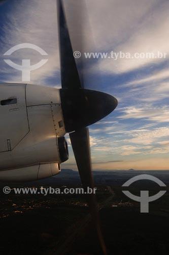 Assunto: Hélice de avião