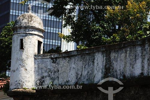 Assunto: Fortaleza de Nossa Senhora da Conceição / Local: Bairro da Saúde - Rio de Janeiro - RJ - Brasil / Data: 02/2008