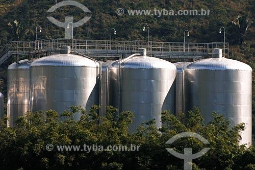 Assunto: Industria - Cervejaria Lokal, estrada Rio-Teresopolis / Local: RJ / Data: 06/2008