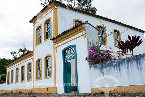 Assunto: Museu Etnográfico Casa dos Açores / Local: Biguaçu - SC / Data: 05/2008