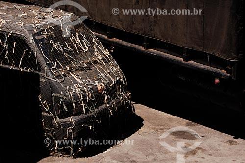 Assunto: Carro camuflado do Bope (Batalhão de Operações Especiais da Polícia Militar) / Local: Entre Morro Pereirão e Tavares Bastos - Rio de Janeiro - RJ / Data: 07/2008
