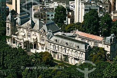 Assunto: Palácio de Laranjeiras / Local: Rio de Janeiro - RJ / Data: 07/2008