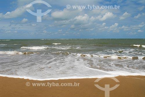 Assunto: Praia em Trancoso / Local: Trancoso - BA / Data: novembro 2007