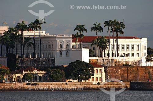 Assunto: Palácio dos Leões e Rio Anil / Local: São Luis - MA / Data: 08/2008
