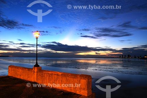 Assunto: Vista para Rio Anil / Local: Centro Histórico de São Luis - MA / Data: 08/2008