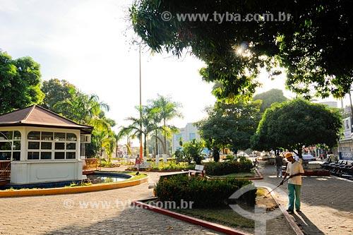 Assunto: Praça Duque de Caxias / Local: Marabá - PA / Data: 08/2008