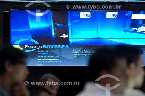 Assunto: Operadores de mercado (pregão) na bolsa de valores de São Paulo (BOVESPA) / Local: São Paulo - SP / Data: 09/2008