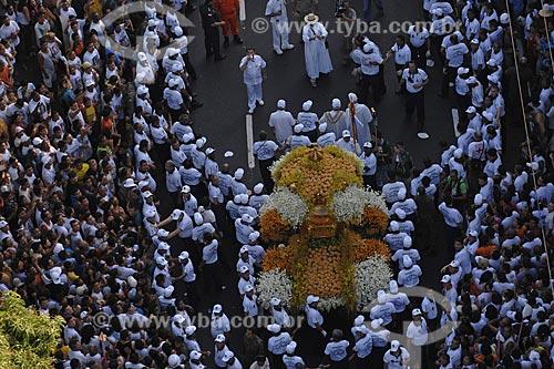 Assunto: Procissão - Círio de Nazaré / Local: Belém (PA) / Data: 12 de Outubro de 2008