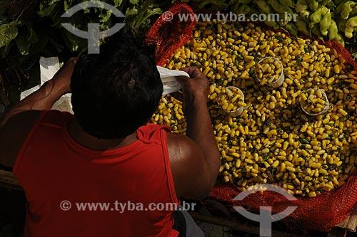 Assunto: Pimenta de Cheiro - Mercado Ver-o-peso / Local: Belém (PA) / Data: 10 de Outubro de 2008