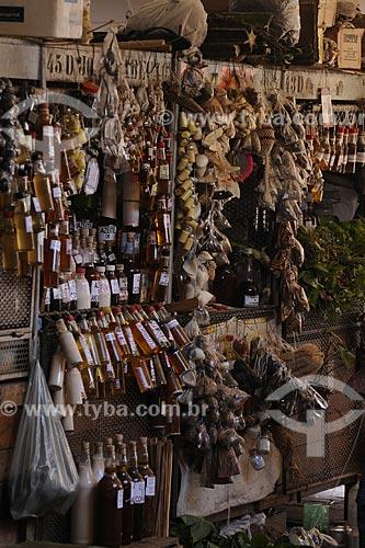 Assunto: Feira do feitiço - Mercado Ver o Peso / Local: Belém (PA) / Data: 13 de Outubro de 2008