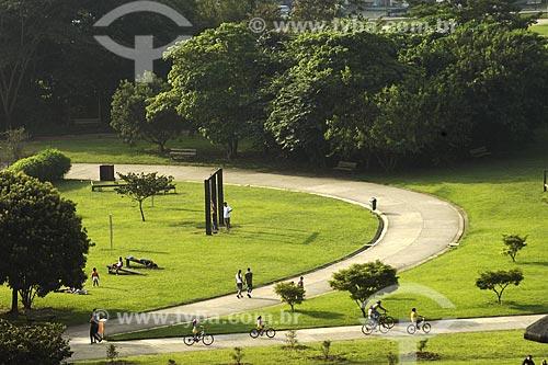 Assunto: Parque Villa Lobos / Local: São Paulo (SP) / Data: 9 de Abril 2006