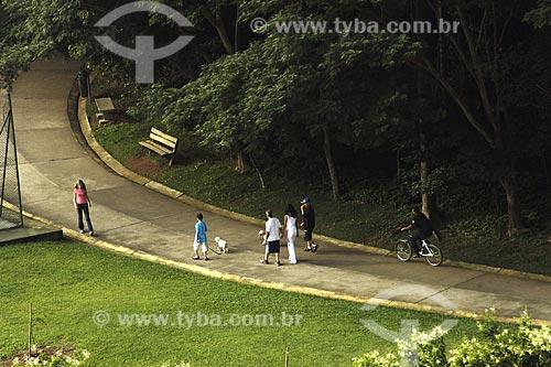 Assunto: Parque Villa Lobos / Local: São Paulo (SP) / Data: 9 de Abril de 2006