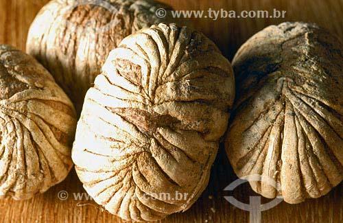 Assunto: Sementes - Ucuubão (Osteophloeum Platyspermum) / Local: Almerim (PA) / Data: 15 de Junho de 2006