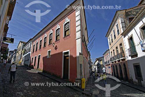 Assunto: Pelourinho / Local: Salvador (BA) / Data: 03 de Novembro de 2006