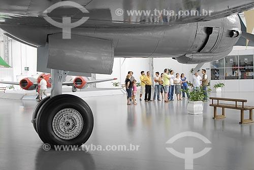 Assunto: Museu Asas de Um Sonho - Museu da Aviação - Constellation / Local: São Carlos (SP) / Data: 24 de Novembro de 2006