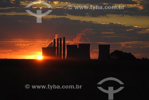 Assunto: Usina termoelétrica / Local: Kinross - Mpumalanga - África do Sul / Data: 13 de Março de 2007