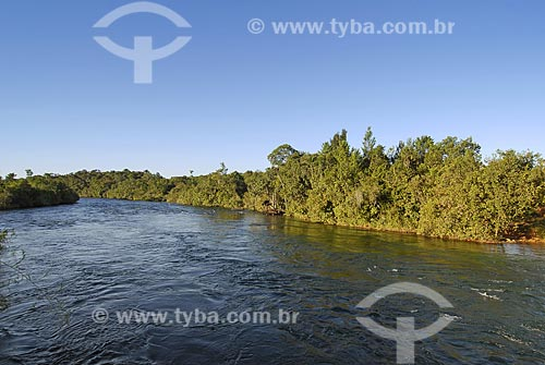 Assunto: Rio Verde / Local: Campo Novo dos Parecis (MT) / Data: 11 de Junho de 2007
