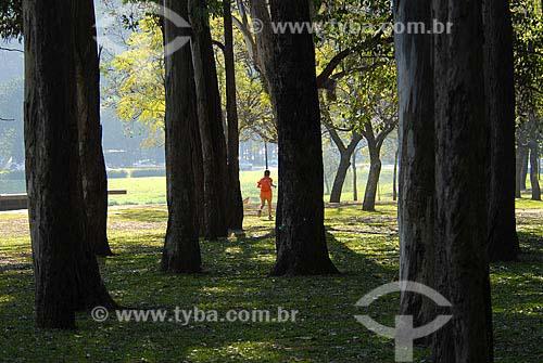 Assunto: Parque do Ibirapuera no inverno / Local: São Paulo (SP) / Data: 06 de Setembro de 2007