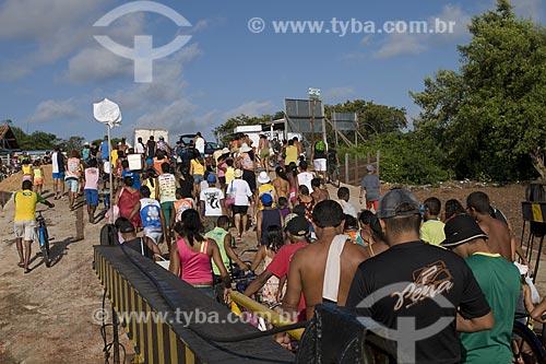 Assunto: Chegada da Balsa / Local: Pará (PA) / Data: 22 de Julho de 2008
