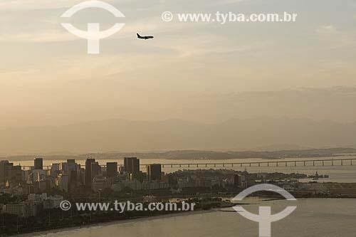 Assunto: Chegada de aviao à cidade maravilhosa / Local: Rio de Janeiro (RJ) / Data: 31 de Julho de 2008