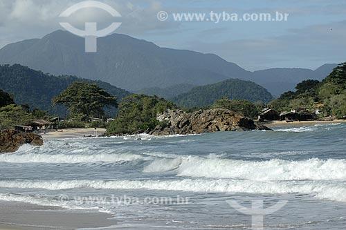 Assunto: Praia do Meio / Local: Trindade - Paraty (RJ) / Data: 29 de Julho de 2007