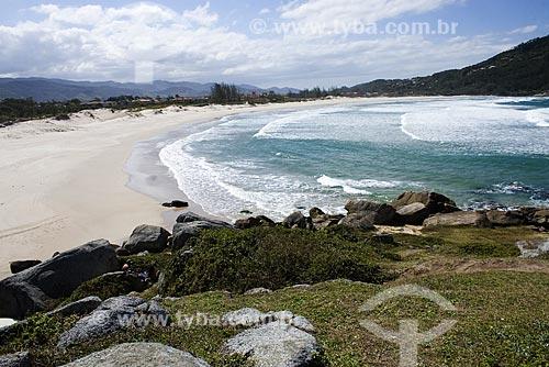 Assunto: Praia da Ferrugem / Local: Garopaba (SC) / Data: 17 de Setembro de 2008