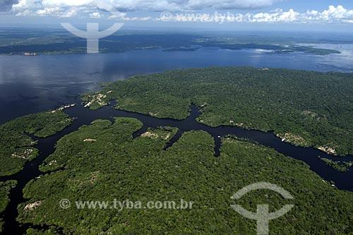 Assunto: Reserva de Desenvolvimento Sustentável do Tupé, acima de Manaus, no rio Negro / local: Amazonas (AM) / Data: 30 de Junho de 2007