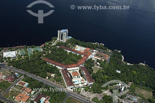 Assunto: Hotel Tropical, na Ponta Negra, no rio Negro acima de Manaus / Local: Amazonas (AM) / Data: 30 de Junho de 2007