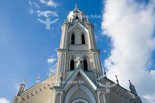 Assunto: Igreja Matriz de São Carlos Bartolomeu / Local: São Carlos - Santa Catarina (SC) - Brasil / Data: 12/02/2009