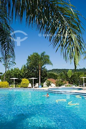 Assunto: Pratas Termas Hotel / Local: São Carlos - Santa Catarina (SC) - Brasil / Data: 14/02/2009