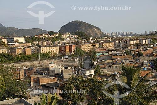 Assunto: Favela - Cidade de Deus / Local: Jacarepaguá - Rio de Janeiro - RJ - Brasil / Data: 18/04/2005