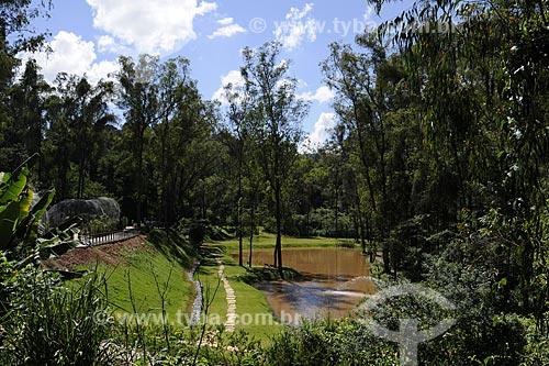 Assunto: Parque Ecológico de Itabirito / Local: Minas Gerais (MG) - Brasil / Data: 18-04-2009