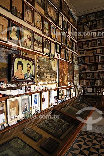 Assunto: Sala dos Milagres do Santuário de Bom Jesus de Matosinhos  / Local: Congonhas do Campo - Minas Gerais (MG) - Brasil / Data: 18/04/2009  A igreja é Patrimônio Mundial pela UNESCO desde 06-12-1985.
