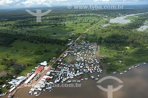 Assunto: Careiro da Várzea / Local: Região Metropolitana de Manaus - Amazonas (AM) - Brasil / Data: Julho 2007