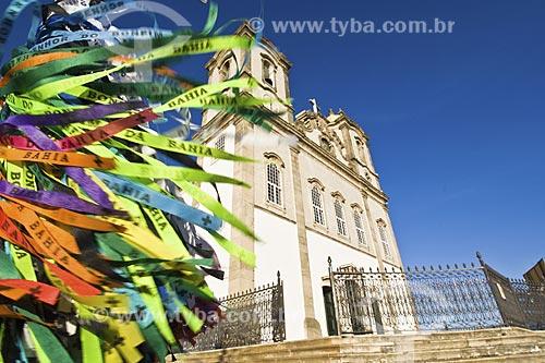 Assunto: Igreja de Nosso Senhor do Bonfim / Local: Salvador - Bahia (BA) - Brasil / Data: Fevereiro de 2006