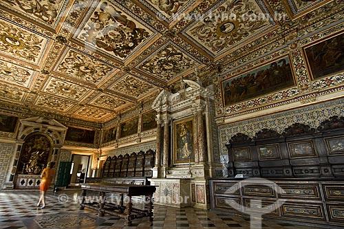 Assunto: Interior da Catedral Basílica / Local: Salvador - Bahia (BA) - Brasil / Data: Fevereiro de 2006