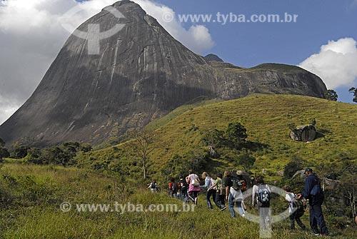 Assunto: Trekking até o Morro dos Cabritos no Vale dos Frades / Local: Friburgo - RJ - Brasil / Data: 2008