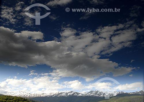 Assunto: Cerro Guanaco no Parque Nacional Terra do Fogo / Local: Ushuaia - Argentina / Data: 11 / 2008