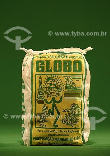 Assunto: Biscoito Globo de polvilho / Local: Rio de Janeiro / Data: 28/04/2009