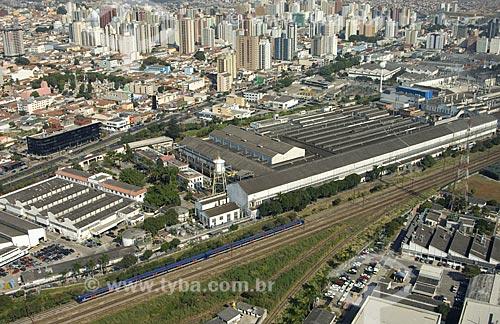 Asunto: Indústria Automobilística General Motors / Local: São Caetano do Sul - SP - Brasil / Data: 05/2008