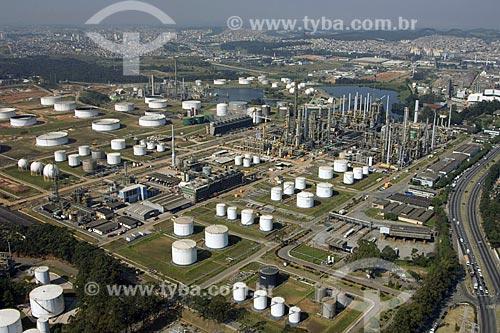 Assunto: Polo Petroquímico da Mauá / Local: Mauá - SP - Brasil / Data: 05/2008