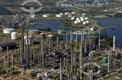 Asunto: Polo Petroquímico da Mauá / Local: Mauá - SP - Brasil / Data: 05/2008
