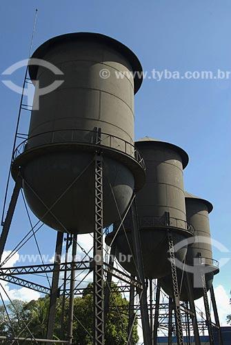 Asunto: Caixas d`água - As Três Marias / Local: Porto Velho - Rondonia - Brasil / Data: 06/2008