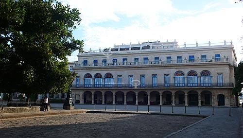 Assunto: Interior do Hotel Santa Isabel  / Local: Havana - Cuba / Date: outubro 2009