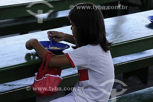 Assunto: Criancas na Escola Associacao da Paz / Local: Bairro de Jaderlandia - Paragominas - Pará - Brasil / Data: 30-03-2009