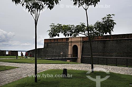 Assunto: Forte do Presépio / Local: Belém - Pará - Brasil / Data: 05-05-2009