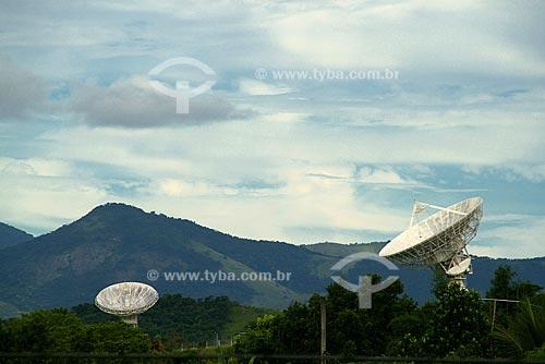 Assunto: Antenas / Local: Tanguá - RJ - Brasil / Data: Abril de 2009