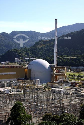Assunto: Usina Nuclear de Angra unidade 2 e 3 / Local: Angra dos Reis - RJ - Brasil / Data: Maio de 2009