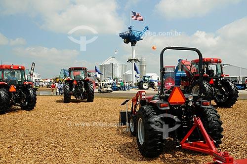 Assunto: Farm Progress Show / Local: Boones - Iowa - EUA / Data: Agosto de 2008