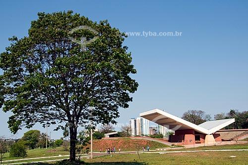 Assunto: Concha acústica e anfiteatro da cidade de Campo Grande / Local: Campo Grande - Mato Grosso do Sul (MS) / Data: Outubro de 2008